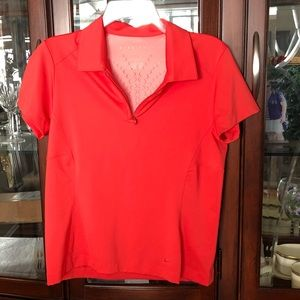 EUC Nike Fit Dry Women's Golf Shirt